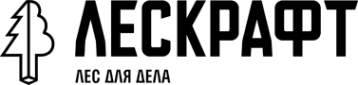 Логотип компании ЛесКрафт