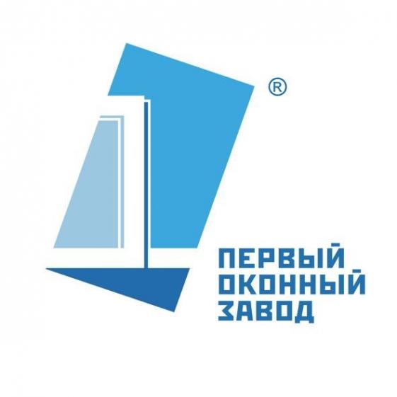 Логотип компании Окна Первый Оконный Завод Армавир официальный представитель